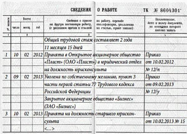 Расчет пенсии на 01.01.2010