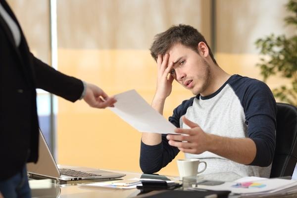 Когда сотрудник хочет уволиться