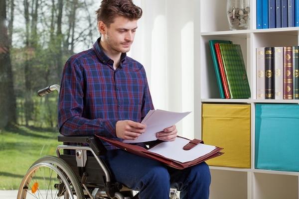 Документы на получение справки об инвалидности