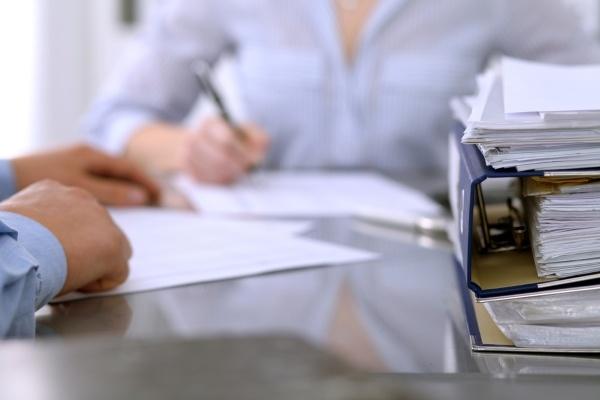 Документы для вычета из зарплаты