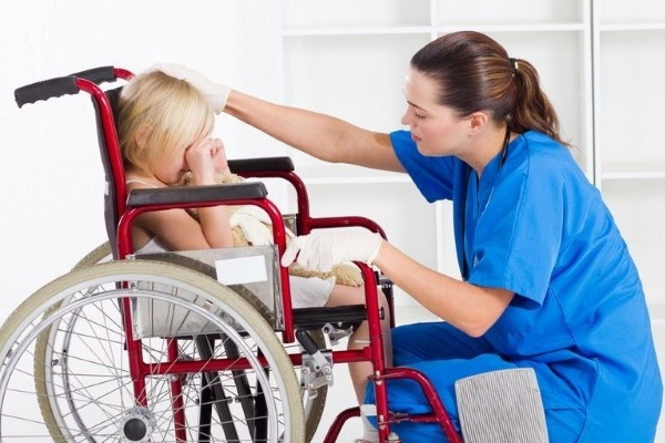 Ребенок-инвалид