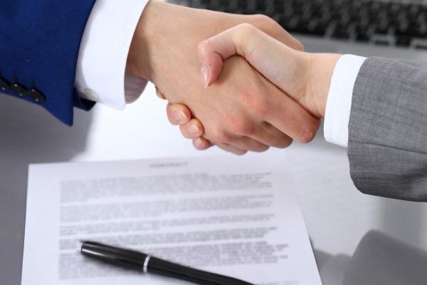 Подписание мирного соглашения