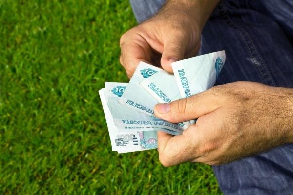 Задолженность по земельному налогам